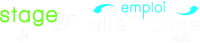 Stage - Alternance - emploi Alternance - Emploi Jeune -Apprentissage - Contrat de professionnalisation - Offres de stage et offres d'Alternance en France et à l'étranger - annonce Alternance